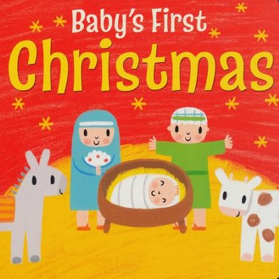 Baby's First Christmas  -     By: Christina Goodings