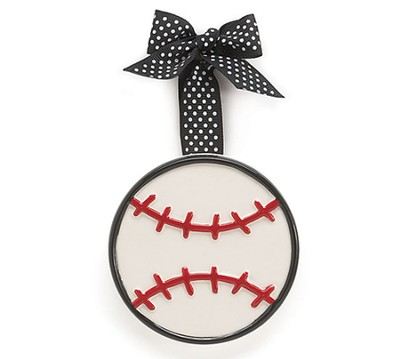 Baseball Ornament, Small   -