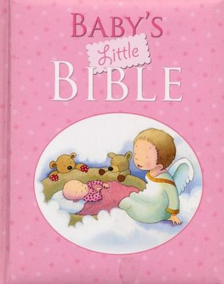 Baby's Little Bible - Pink  -     By: Sarah Toulmin
