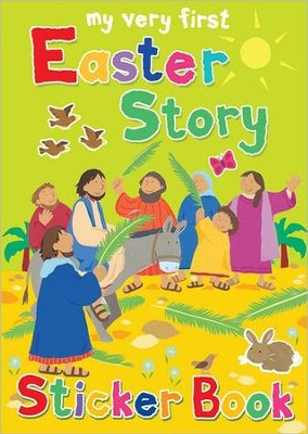 My Very First Easter Story, Sticker Book  -     By: Lois Rock