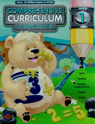 Comprehensive Curriculum of Basic Skills Grade 1 Workbook   -