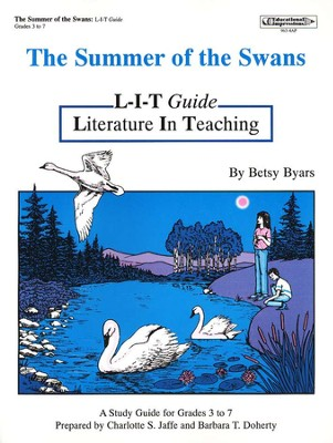 Summer Of The Swans L-I-T Study Guide       -     By: Charlotte Jaffe, Barbara Doherty     Illustrated By: Karen Sigler