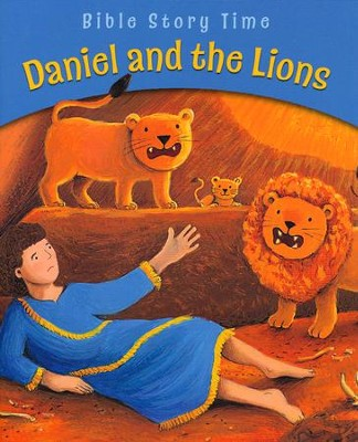 Daniel and the Lions  -     By: Sophie Piper