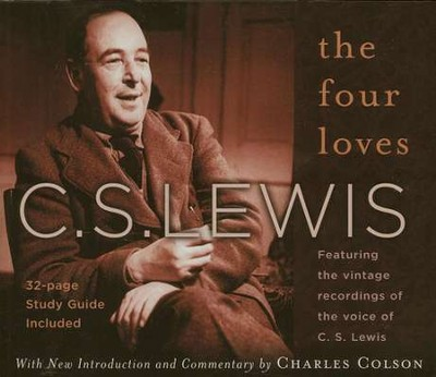 The Four Loves - Audiobook on CD          -     By: C.S. Lewis