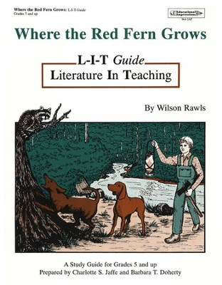 Where The Red Fern Grows L-I-T Study Guide   -