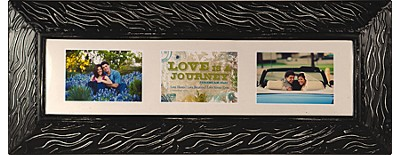 Love is a Journey Wall Photo Frame  -