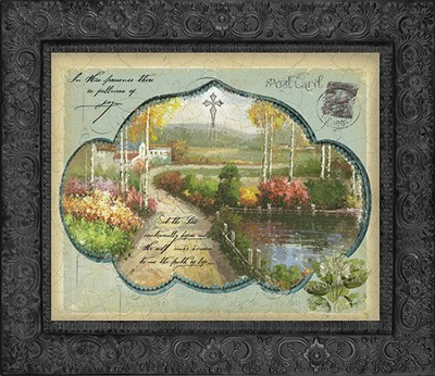The Joyful Path Framed Art  -