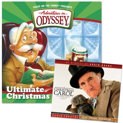 Adventures in Odyssey ® : The Ultimate Christmas Collection with Bonus A Christmas Carol Radio Theatre [Download]  -