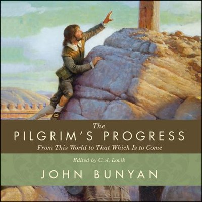 Pilgrim's Progress: Unabridged Audiobook on CD  -     By: John Bunyan