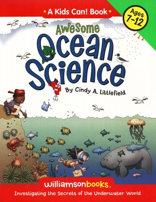 Awesome Ocean Science   -     By: Cindy A. Littlefield