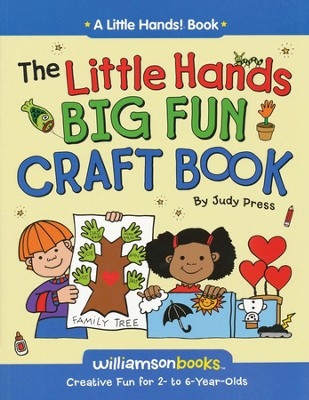 The Little Hands Big Fun Craft Book  -     By: Judy Press     Illustrated By: Loretta Trezzo Braren