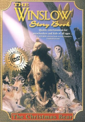 The Winslow Story Book DVD   -