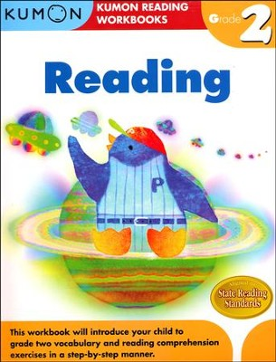 Kumon Reading, Grade 2    -