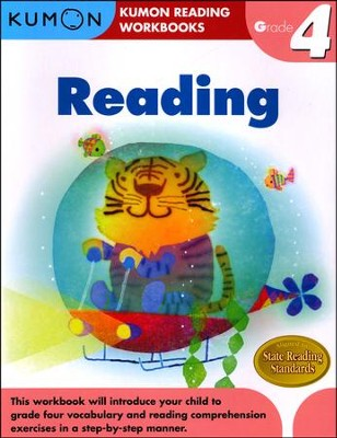 Kumon Reading, Grade 4   -