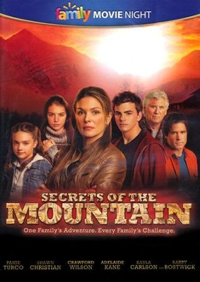 Secrets of the Mountain, DVD   -