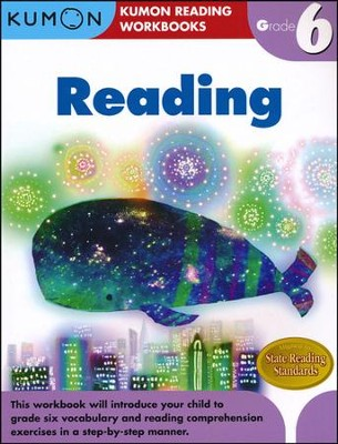 Kumon Reading, Grade 6   -