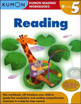 Kumon Reading, Grade 5   -