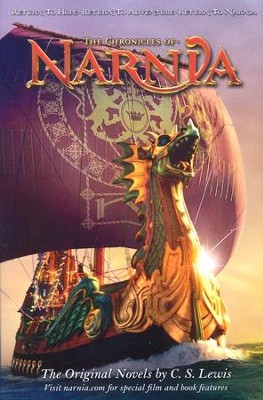 Chronicles of Narnia Movie Tie-in Edition: The  Voyage of the Dawn Treader, Softcover  -     By: C.S. Lewis