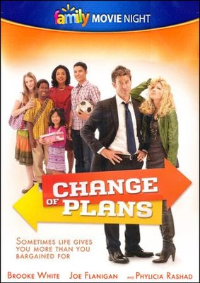 Change of Plans, DVD   -