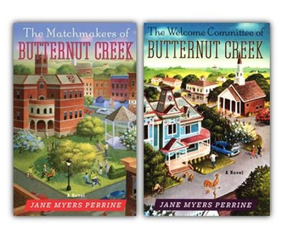 The Butternut Creek Series, Volumes 1 & 2   -     By: Jane Myers Perrine