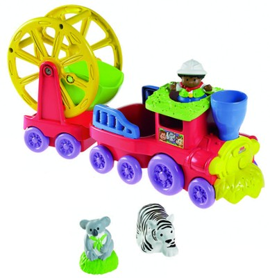 Talkers Animal Sounds Zoo Train  -