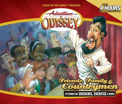 Adventures in Odyssey® 509: The American Revelation, Part 2 of 2  [Download] -