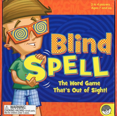 Blind Spell Game   -