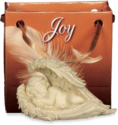 Angel-to-Go, Joy, Gift Bagged   -