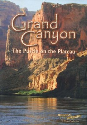 Grand Canyon: The Puzzle on the Plateau DVD   -     By: Mike Snavely