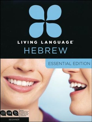 Living Language Hebrew, Essential Edition: Beginner course, including coursebook, audio CDs, and online learning  -     By: Amit Shaked Pasman