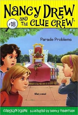 #18: Nancy Drew and The Clue Crew: Earth Day Escapade   -     By: Carolyn Keene