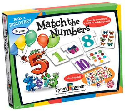 Match The Numbers  -
