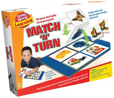 Match And Turn  -