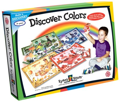 Discover Colors  -
