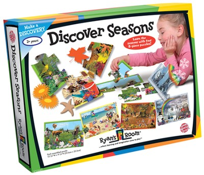 Discover Seasons  -