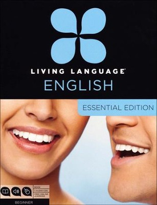 Living Language English, Essential Edition     -     By: Living Language