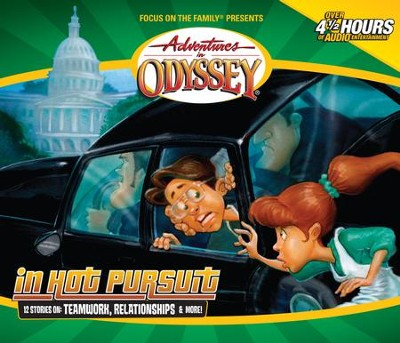 Adventures in Odyssey® 526: Seeing Red   [Download] -