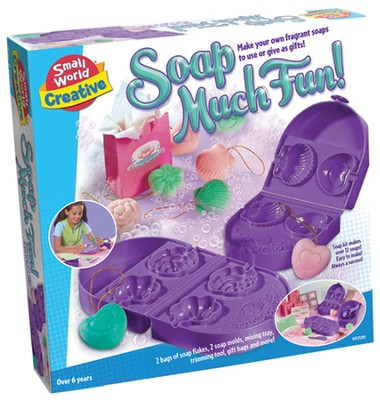 Soap Much Fun  -