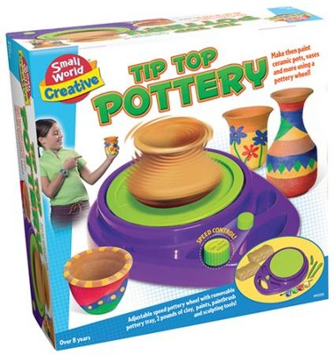 Tip Top Pottery  -