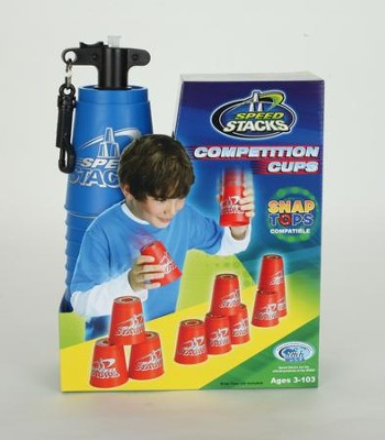 Speed Stack, Competition Cups, Blue  -
