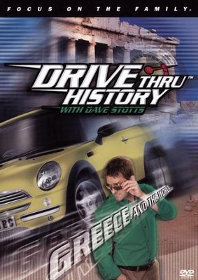 Drive Thru History with Dave Stotts #2: Greece and the Word, DVD  -     By: Dave Stotts, Jim Fitzgerald