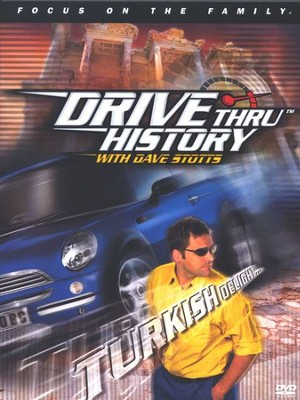 Drive Thru History with Dave Stotts #3: Turkish Delight, DVD    -     By: Jim Fitzgerald, Dave Stotts
