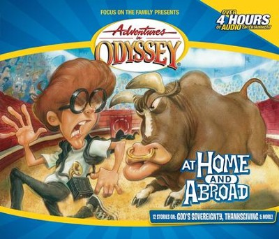 Adventures in Odyssey® #12: At Home and Abroad   -     By: Marshal Younger