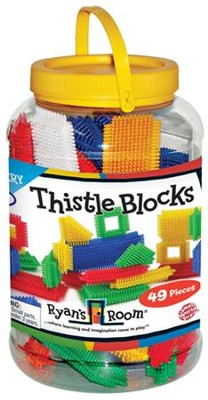 Thistle Blocks  -