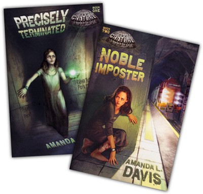 Cantral Chronicles Series, Vols. 1-2   -     By: Amanda Davis