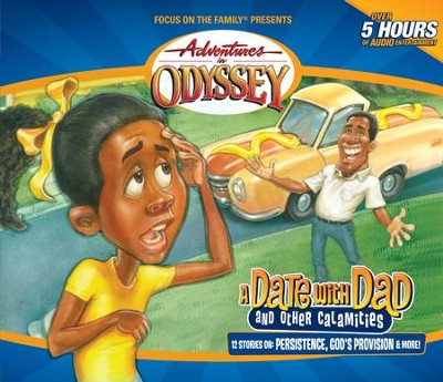 Adventures in Odyssey ® #46: A Date with Dad  -