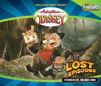 Adventures in Odyssey ® #00: The Lost Episodes  -