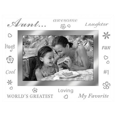 Aunt Photo Frame  -