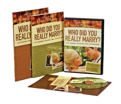 Who Did You Really Marry?: Group DVD Kit   -