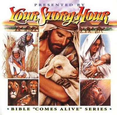 The Bible Comes Alive, Your Story Hour Volume 2, Audiobook on CD    -